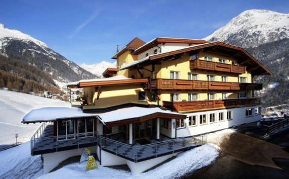 Hotel Bruno Sölden